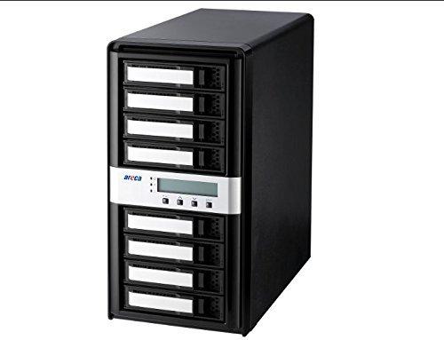 【気質アップ】 ARECA ThunderBolt3 x2 Display Port 8ベイ Port x1 8台搭載モデル x2 ARC-8050T3-8 B077VRGYTN 8ベイ, 宅配花屋さん花RiRo:4cb7331b --- martinemoeykens.com