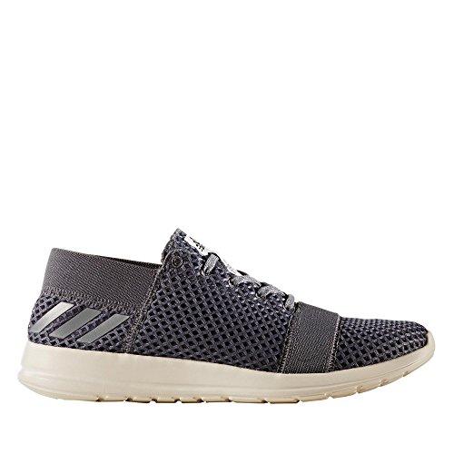 Adidas Element Refine 3 M, Scarpe da Ginnastica Uomo, Grigio (Onix/Gris/Blatiz)), 44/45 EU