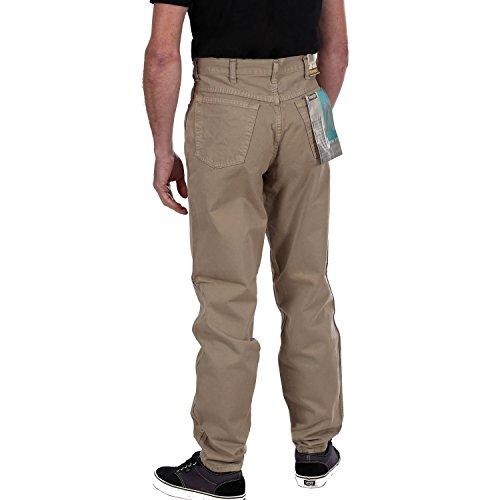 Wrangler - Jeans - Homme Beige ROC Beige