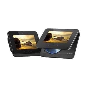 "Energy Sistem Mobile DVD 472 Dual Screen - Reproductor portátil (LCD 7"", DVD/DivX)"