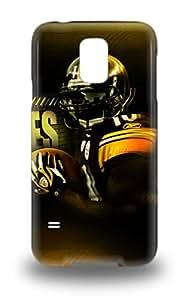 Galaxy Hard 3D PC Case Cover For Galaxy S5 NFL Pittsburgh Steelers Santonio Holmes #10 ( Custom Picture iPhone 6, iPhone 6 PLUS, iPhone 5, iPhone 5S, iPhone 5C, iPhone 4, iPhone 4S,Galaxy S6,Galaxy S5,Galaxy S4,Galaxy S3,Note 3,iPad Mini-Mini 2,iPad Air )