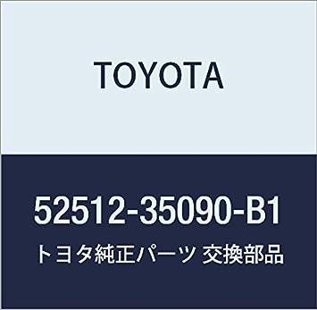 Genuine Toyota Parts 52513-35090-C0 Driver Side Front Bumper Filler