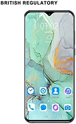 DF-ES 6.3 Pulgadas Teléfono Android 9.0 2GB + 16GB Smartphone con ...
