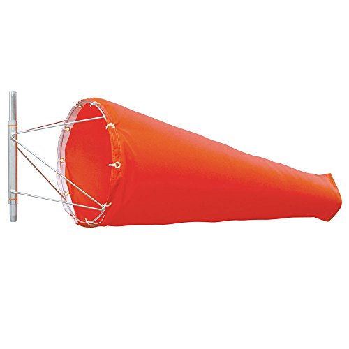 Airport Windsock (18 in. x 5 ft.) by FlagandBanner