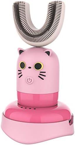 7~12歳の子供に電動歯ブラシ自動歯ブラシU字型音波を適用