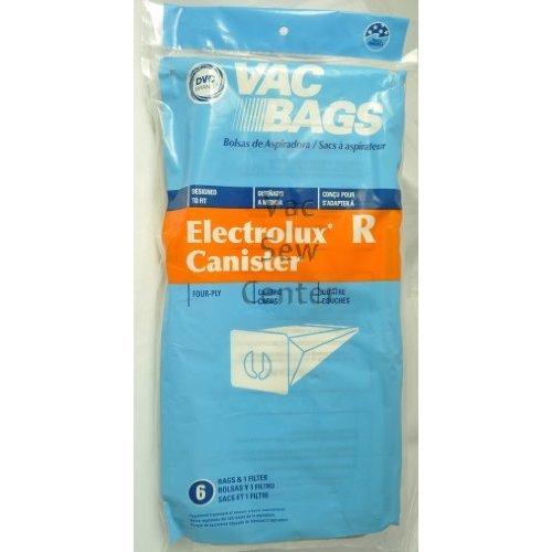 Electrolux Renaissance Vacuum Bags DVC Brand (6 pkg)