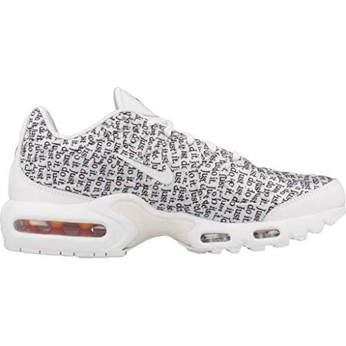 Femme Plus Se Wmns Max Sneakers Nike black white Multicolore white Basses white Air 001 IxHn10HSw