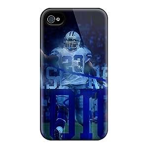 Iphone 4/4s ACC3061oXnI Customized Fashion Dallas Cowboys Series Perfect Hard Cell-phone Case -RitaSokul