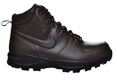 Nike Manoa Leather Men's Boots Brown/Black Brown/Black 454350-222-13