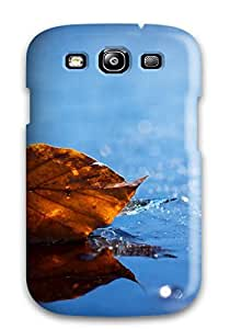 JeffreySCovey Scratch-free Phone Case For Galaxy S3- Retail Packaging - Autumn Leaf