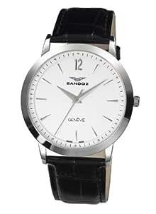 Reloj Sandoz Portobello 81335-00 Hombre Blanco