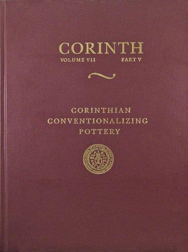 Corinthian Conventionalizing Pottery