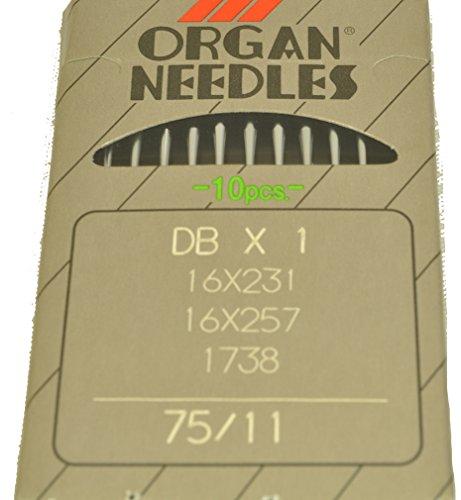 serger needles 16 - 7