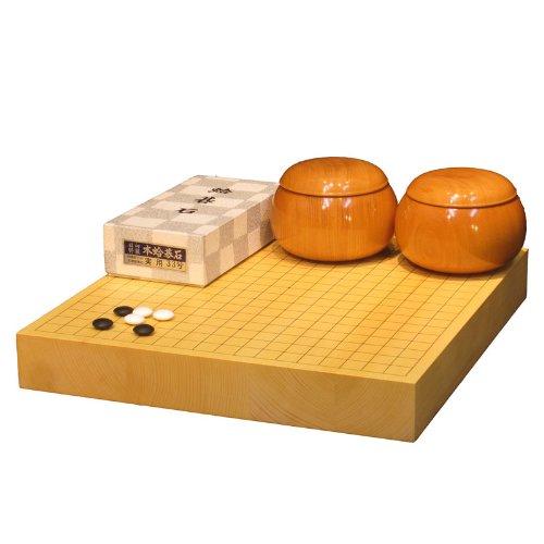 囲碁セット(日本産本榧2寸)の商品画像