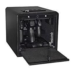 Stealth Handgun Hanger Safe Quick Access Electronic Pistol Security Box Review