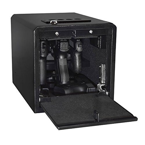 Stealth Handgun Hanger Safe Quick Access Electronic Pistol Security Box by Stealth