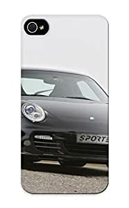 Fashionable Style Case Cover Skin Series For Iphone 5/5s- Sportec 997 Turbo Front