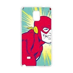Flash Smile Blast Samsung Galaxy Note 4 Cell Phone Case White DIY TOY xxy002_875794
