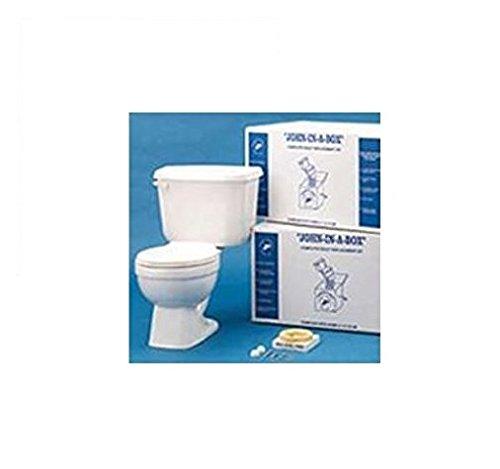 Bne John-in-a-box Toilet ALLIANCE ONE 42510JB-06 42510JB
