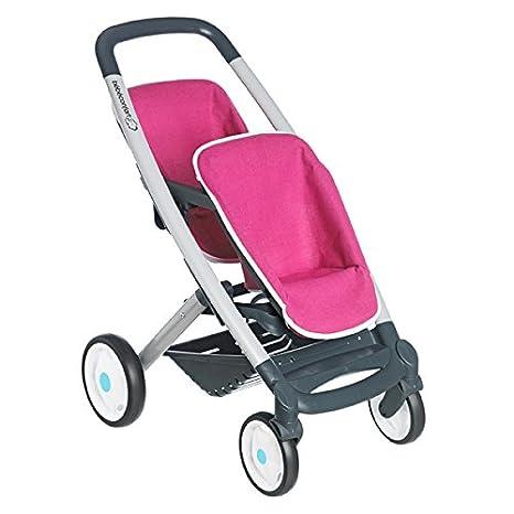 Bebé Confort - Twin, silla para muñecas (Smoby 521591)