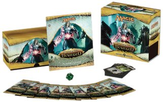 Magic the Gathering - MTG: Mirrodin Besieged - FAT PACK Box by Magic: the Gathering