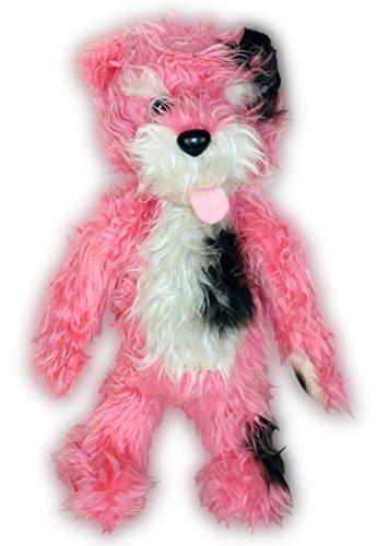 Breaking Plush Teddy bear Pink