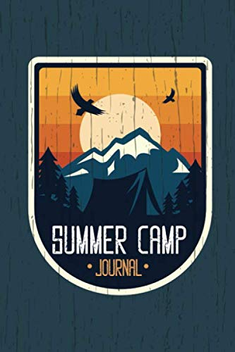 Summer Camp Journal: Fun Prompted Notebook for Boys, used for sale  Delivered anywhere in USA