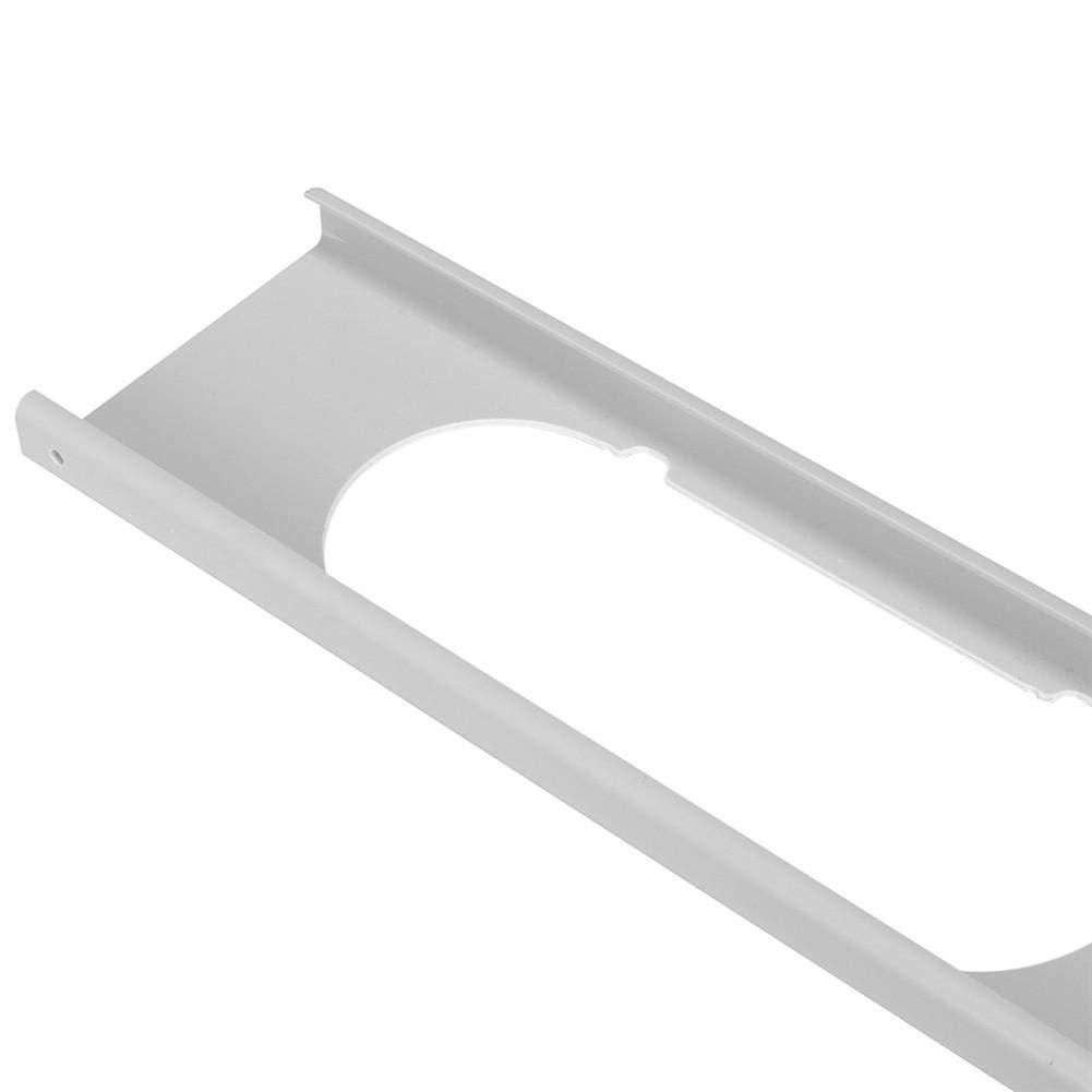 SHOH Joint De Fen/être 2pcs pour La Climatisation Mobile Ensemble D/étanch/éit/é pour Fen/être Coulissante /• Rail De Serrage en PVC /• Adaptateur De Fen/être Flexible pour Climatiseur Portable