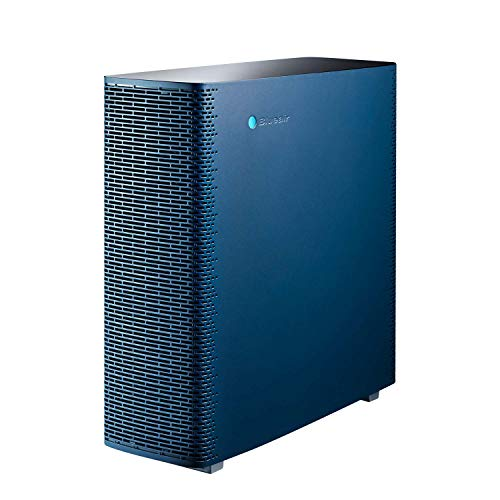 Price comparison product image Blueair Sense+ Air Purifier,  HEPASilent Technology Particle and Odor Remover,  Midnight Blue