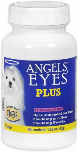 Angels' Eyes PLUS Tear Stain Powder Chicken 45 gram