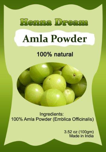 Amla Powder 100gm (for hair) ()