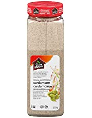 Club House, Quality Natural Herbs & Spices, Ground Cardamon, 570g