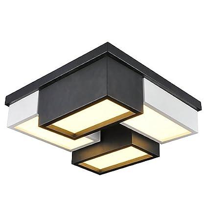 Amazon.com: Moderno/Contemporáneo Flush Mount Downlight ...