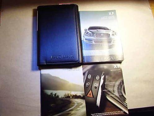 2009 jaguar xf owners manual jaguar amazon com books rh amazon com Jaguar S Type Repair Manual Jaguar Owner's Manual