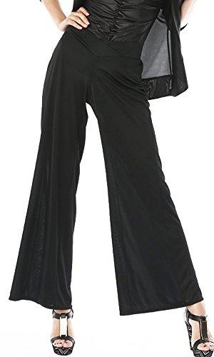 Parolari Emilio Pucci Wide Leg Pants, Custom Length & Waist, L, Made in JAPAN by CHARALIST