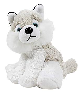 Famosa Softies - Animales domésticos, Husky, 22 cm, Blanco (760010023): Amazon.es: Juguetes y juegos