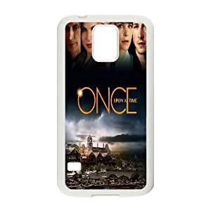 DDOUGS I Once Upon A Time DIY Cell Phone Case for SamSung Galaxy S5 I9600, Discount I Once Upon A Time Case