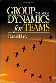 group dynamics for teams levi pdf