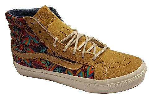 vans-womens-sk8-hi-slim-sneaker-infinity-blanc-avian-floral-size-75-m-us-women-6-m-us-men
