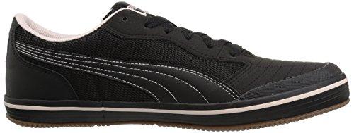 PUMA Men's Astro Sala Sneaker, Black-Pearl, 9.5 M US