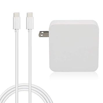 Amazon.com: CHLOLMY - Cargador adaptador USB tipo C PD para ...