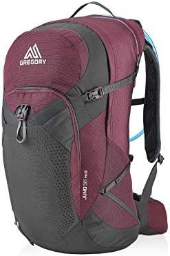 Gregory Mountain Products Women s Juno 36 H2O Hydration Backpack,NIGHTSHADE PURPLE