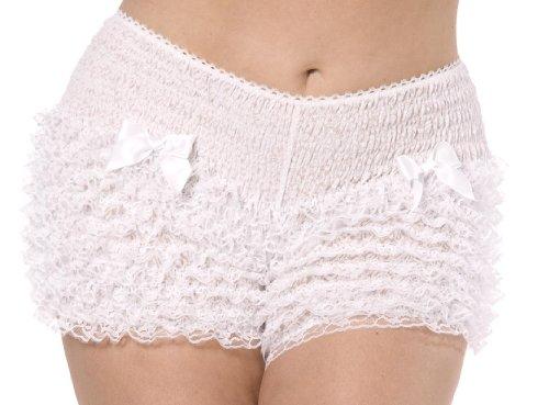 Smiffy's Women's Bijou Boutique Ruffled Pantaloons -