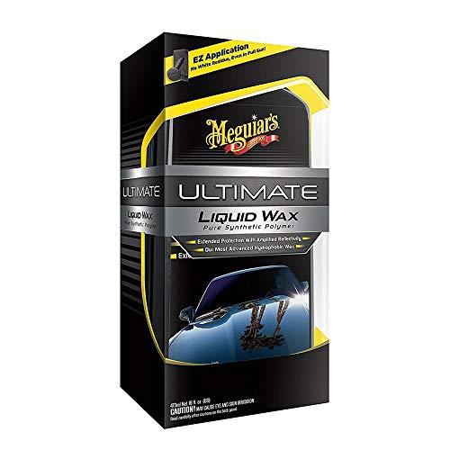 Meguiar'S Liquid Wax 16 Oz. (Meguiars G18216 Ultimate Liquid Wax 16 Oz)