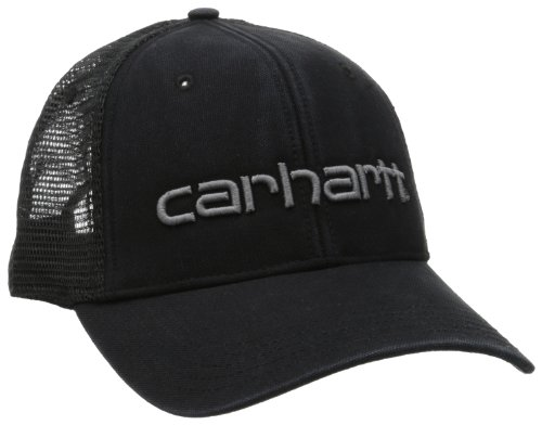 Carhartt Men's Dunmore Mesh Back Cap,Black,One Size