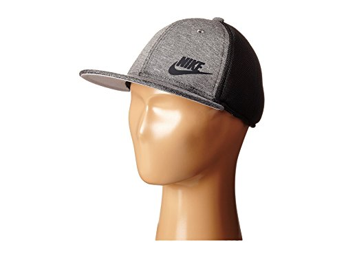 Nike 739425-063 True Tech Pack Carbon Heather/Black/Silver Youth Big Kids  Adjustable Snapback Hat - Buy Online in UAE. | Sports Apparel Products in  the UAE ...