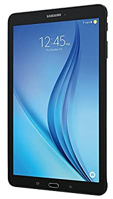 Samsung Galaxy Tab E 16GB 9.6-Inch Tablet SM-T560 - Black (Certified Refurbished)