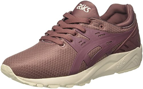 Asics Hommes Formateur Gel Kayano Evo Chaussures De Sport Rouge (rose Taupe / Rose 2626 Taupe)