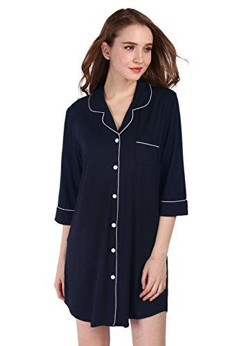 Modal Nightgown - 9