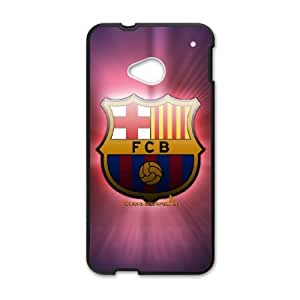 Barcelona Football HTC One M7 Cell Phone Case Black Delicate gift JIS_312134